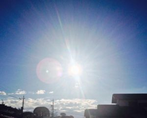 田久保剛/太陽の光