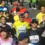 マラソンチャレンジに見た神に出逢う焦点