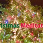 一緒にクリスマス瞑想でエネルギー・シフト体験